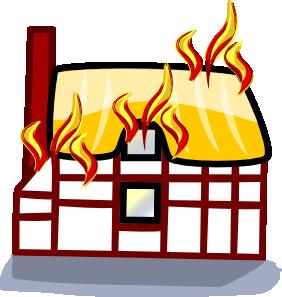 ฝันว่าไฟไหม้บ้าน