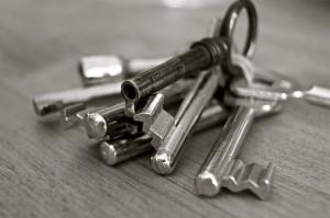 ฝันเห็นกุญแจ