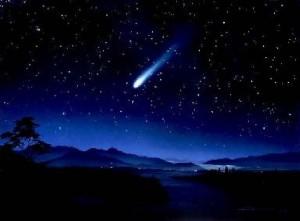 ฝันเห็นดาวตก