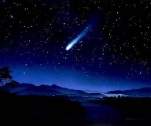 ฝันเห็นดาวตก ผลคำทำนายฝัน
