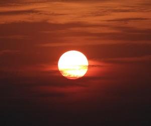 ฝันเห็นพระอาทิตย์