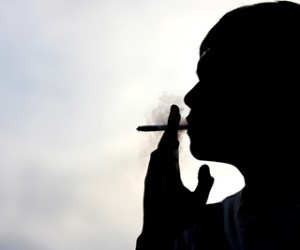 ฝันว่าสูบบุหรี่