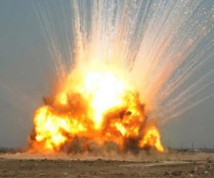 ฝันเห็นระเบิด