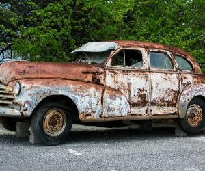 ฝันเห็นสนิม ฝันว่ารถขึ้นสนิม ผลคำทำนายฝัน
